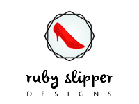 ruby slipper designs